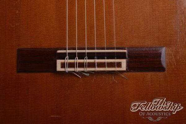 Gerundino Fernandez 1996 - Guitar 1 - Photo 11
