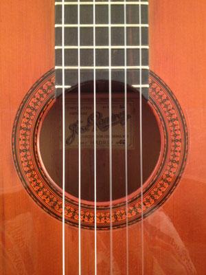 Jose Ramirez 1966 - Guitar 3 - Photo 1