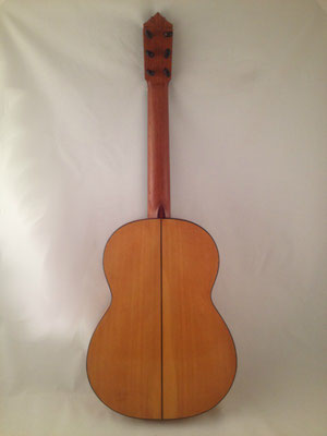 Gerundino Fernandez 1987 - Pepe Habichuela - Guitar 2 - Photo 12