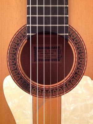 Manuel Reyes 1962 - Guitar 2 - Photo 1