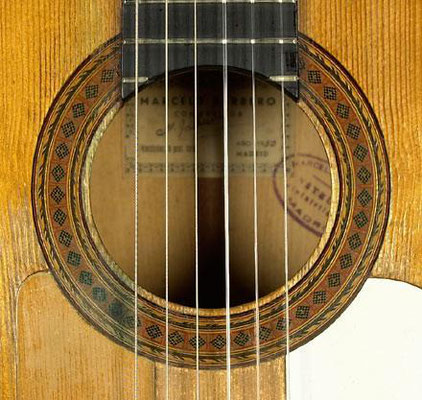 Marcelo Barbero 1950 - Guitar 1 - Photo 3