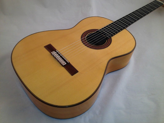 Felipe Conde 2011 - Guitar 4 - Photo 4