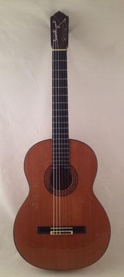 Gerundino Fernandez 1977 - Guitar 1 - Photo 22