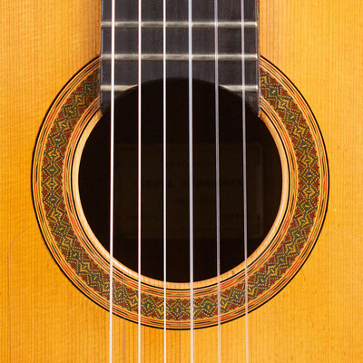 Miguel Rodriguez 1970 - Guitar 2 - Photo 3