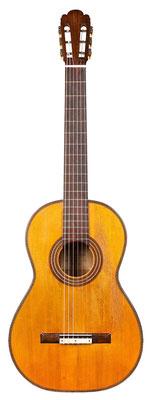 Antonio de Torres 1862 - Guitar 1 - Photo 14