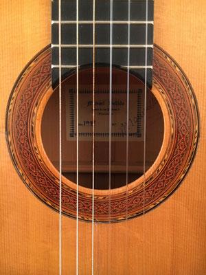 Manuel Bellido 1991 - Guitar 1 - Photo 1