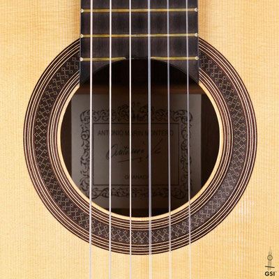 Antonio Marin Montero 2006 - Guitar 2 - Photo 3