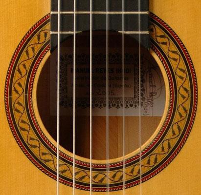 Manuel Reyes Hijo 2005 - Guitar 2 - Photo 4