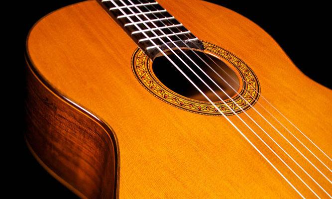Jose Ramirez 1967 - Guitar 4 - Photo 5
