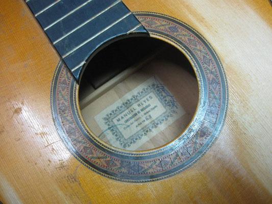 Manuel Reyes 1968 - Guitar 2 - Photo 7