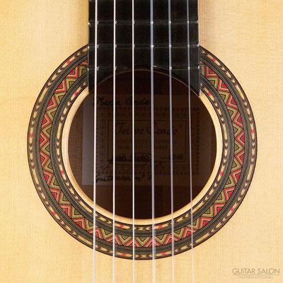 Maria Conde 2016 - Guitar 4 - Photo 3