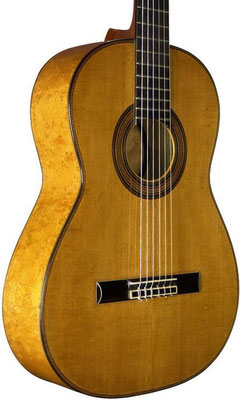 Manuel Ramirez 1914 - Guitar 1 - Photo 4