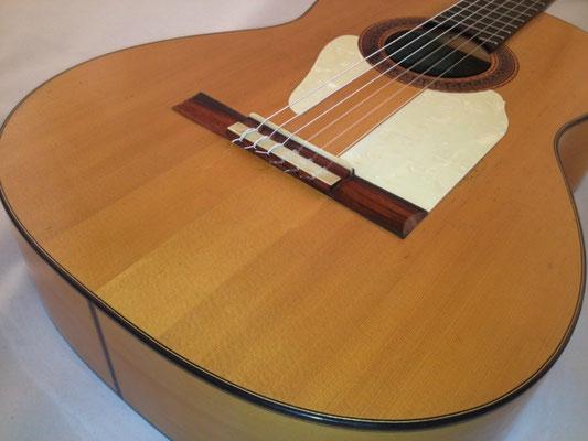 Manuel Reyes 1962 - Guitar 2 - Photo 13