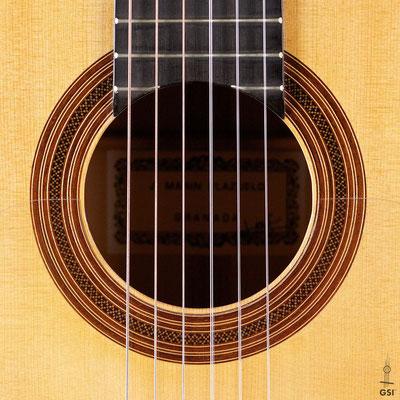 Jose Marin Plazuelo 1994 - Guitar 2 - Photo 10