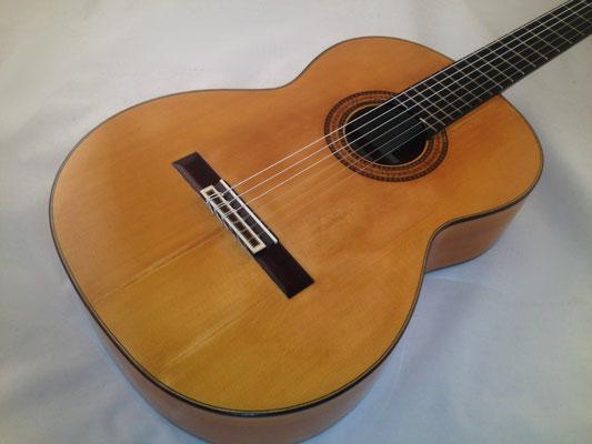 Gerundino Fernandez 1987 - Guitar 1 - Photo 4