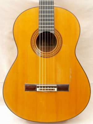 Manuel Reyes 1970 - Guitar 3 - Photo 5
