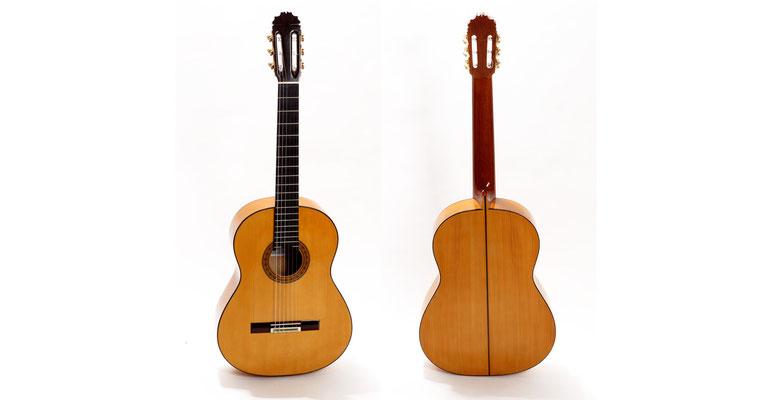 Manuel Reyes Hijo 2001 - Guitar 3 - Photo 2