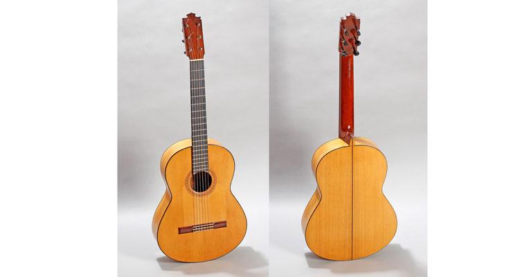 Francisco Barba 1970 - Guitar 2 - Photo 2