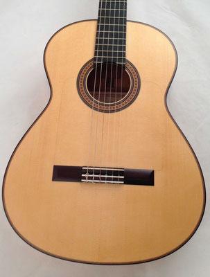 Antonio Marin Montero 2009 - Guitar 5 - Photo 3