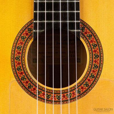 Arcangel Fernandez 1961 - Guitar 3 - Photo 9