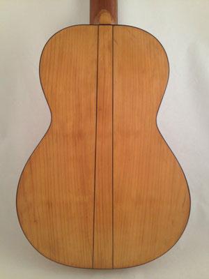 Jose Ramirez 1890 - Guitar 1 - Photo 8
