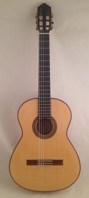 Antonio Marin Montero 2014 - Guitar 2 - Photo 1