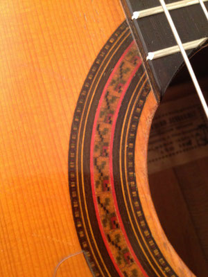 Gerundino Fernandez 1966 - Guitar 2 - Photo 2