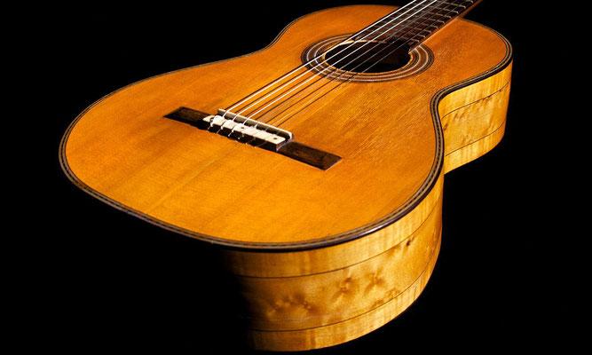 Antonio de Torres 1862 - Guitar 1 - Photo 10