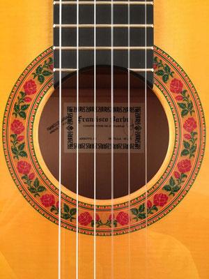 Francisco Barba 2017 - Guitar 2 - Photo 1