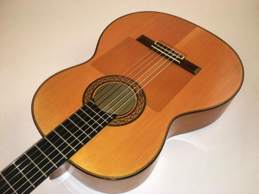 Gerundino Fernandez 1976 - Guitar 2 - Photo 9