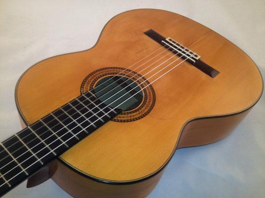 Gerundino Fernandez 1987 - Guitar 1 - Photo 6