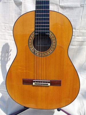Manuel Reyes 1983 - Guitar 3 - Photo 3