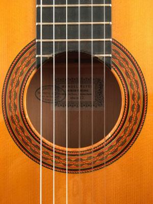 Manuel Reyes 1972- Guitar 2 - Photo 30