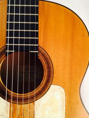 Miguel Rodriguez 1962 - Guitar 4 - Photo 19