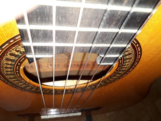 Manuel Bellido 1990 - Guitar 1 - Photo 2