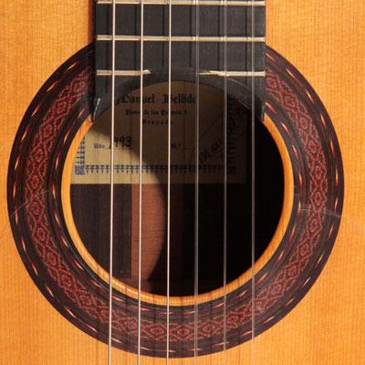 Manuel Bellido 1993 - Guitar 1 - Photo 2