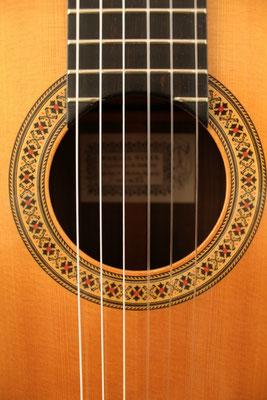 Manuel Reyes 1992 - Guitar 1 - Photo 1