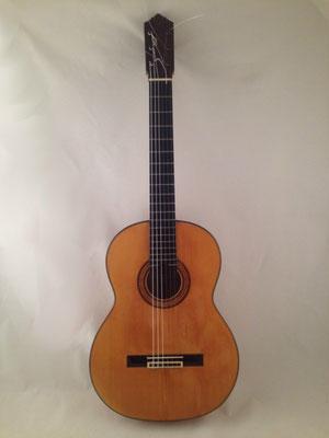 Gerundino Fernandez 1987 - Guitar 1 - Photo 22
