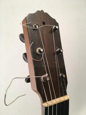 Domingo Esteso 1931 - Guitar 7 - Photo 26