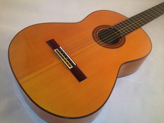 Jose Ramirez 1962 - Guitar 2 - Photo 5