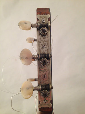 Santos Hernandez 1923 - Guitar 1 - Photo 19