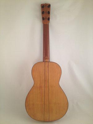 Jose Ramirez 1890 - Guitar 1 - Photo 9