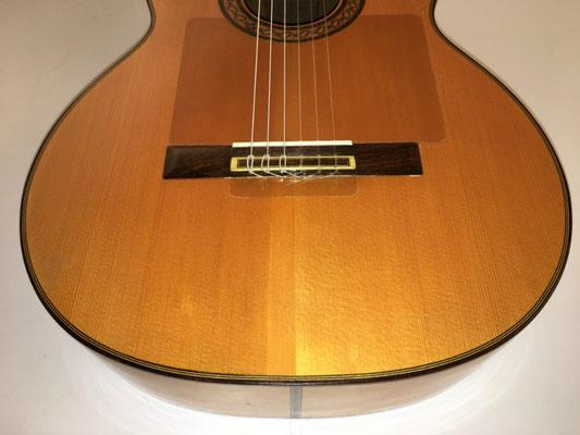 Gerundino Fernandez 1976 - Guitar 2 - Photo 12