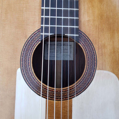 Viuda de Santos Hernandez 1944 - Guitar 1 - Photo 9
