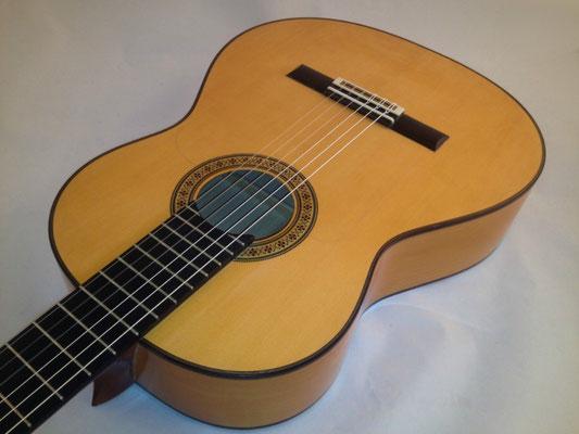 Manuel Reyes 2007 - Guitar 1 - Photo 11