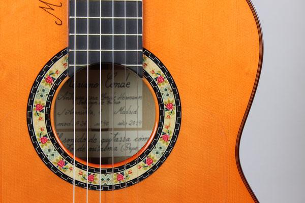 Felipe Conde 2014 - Guitar 7 - Photo 3