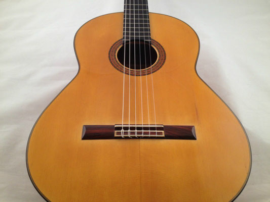 Francisco Barba 1986 - Guitar 1 - Photo 3