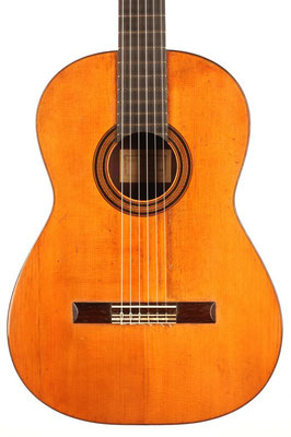 Santos Hernandez 1921 - Guitar 4 - Photo 7
