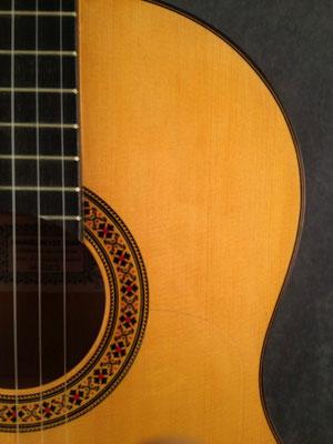 Manuel Reyes Hijo 2003 - Guitar 2 - Photo 20