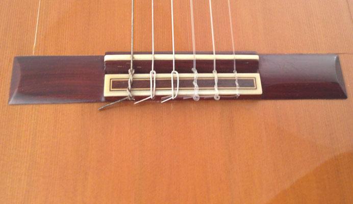 Jose Ramirez 1966 - Guitar 4 - Photo 10